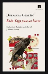 Libro Baba Yaga Puso Un Huevo