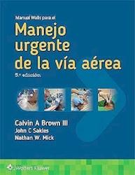 Papel Manual Walls Para El Manejo Urgente De La Vía Aérea