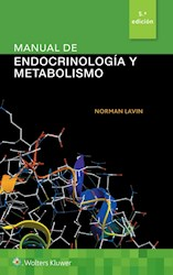 E-Book Manual De Endocrinología Y Metabolismo Ed. 5  (Ebook)