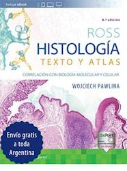 Papel Ross Histología Texto Y Atlas 8° Edición