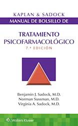 E-Book Kaplan & Sadock S. Manual De Bolsillo De Tratamiento Psicofarmacológico Ed. 7 (Ebook)