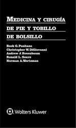 E-book Medicina Y Cirugía De Pie Y Tobillo De Bolsillo