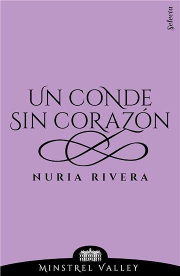 E-book Un Conde Sin Corazón (Minstrel Valley 5)
