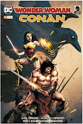 Papel Wonder Woman / Conan