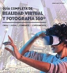 Libro Guia Completa De Realidad Virtual Y Fotografia 360