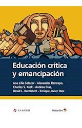 Papel Educación Crítica Y Emancipación