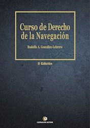 Libro Curso De Derecho De La Navegacion