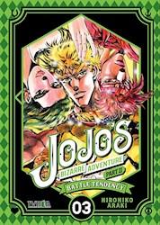 Libro 3. Jojo'S Bizarre Adventure : Battle Tendency