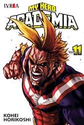 Papel My Hero Academia Vol.11