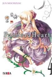 Papel Pandora Hearts Vol.4