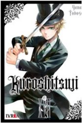 Libro 17. Kuroshitsuji