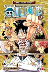 Libro 45. One Piece