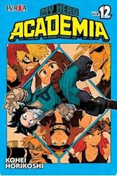 Papel My Hero Academia Vol.12