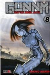 Libro 8. Gunnm - Battle Angel Alita