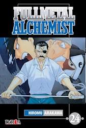 Libro 24. Fullmetal Alchemist