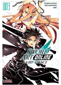 Papel Sword Art Online: Fairy Dance 03 (350 Pags)