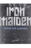 Papel IRON MAIDEN TODOS SUS ALBUMES (CARTONE)