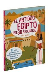 Libro Antiguo Egipto 30 Segundos