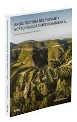 Libro Arquitectura Del Paisaje Y Sostenibilidad Medioambiental