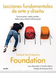 Libro Lecciones Fundamentales De Arte Y Diseño