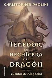 Papel Tenedor La Hechicera Y El Dragon, El