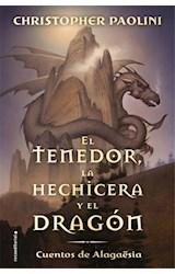 Papel TENEDOR LA HECHICERA Y EL DRAGON