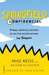 Libro Springfield Confidencial