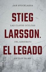 Papel Stieg Larsson: El Legado