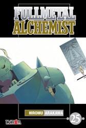 Libro 25. Fullmetal Alchemist