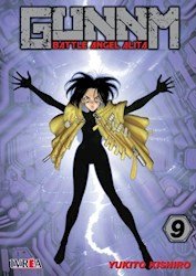 Libro 9. Gunnm - Battle Angel Alita