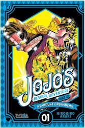 Papel Jojo'S Bizarre Adventure Part 3 Stardust Crusaders Vol.1