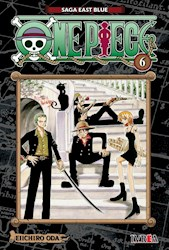 Papel One Piece Vol. 6 -Ivrea-