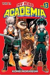 Papel My Hero Academia Vol.13