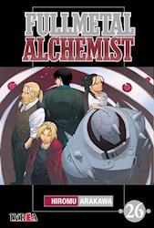 Libro 26. Fullmetal Alchemist
