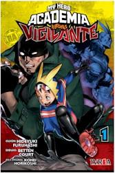 Papel Vigilante, My Hero Academia Illegals Vol.1