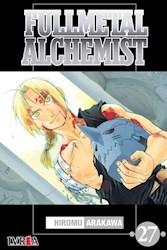 Libro 27. Fullmetal Alchemist