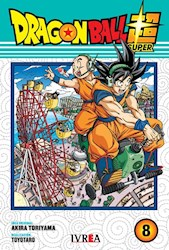 Libro 8. Dragon Ball Super