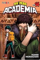Libro 14. My Hero Academia