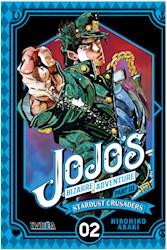 Libro 2. Jojo'S Bizarre Adventure : Stardust Crusaders