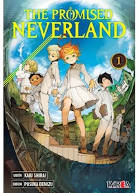 Papel The Promised Neverland 01