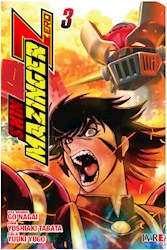 Libro 3. Shin Mazinger Zero