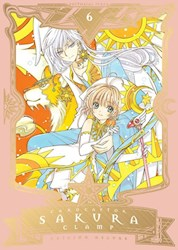 Libro 6. Cardcaptor Sakura ( Edicion De Lujo )