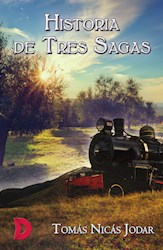 Libro Historia De Tres Sagas