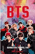 Papel BTS DEMUESTRA TU NIVEL FAN