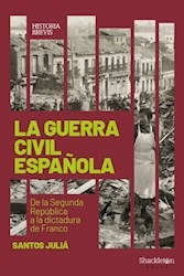 Libro La Guerra Civil Española