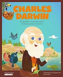 Libro Charles Darwin