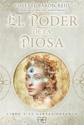 Libro Poder De La Diosa ( Libro + 52 Cartas ) Oraculo Pack