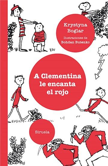 E-book A Clementina Le Encanta El Rojo