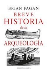 Papel BREVE HISTORIA DE LA ARQUEOLOGÍA