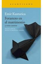 Papel FORASTERO EN EL MATRIMONIO